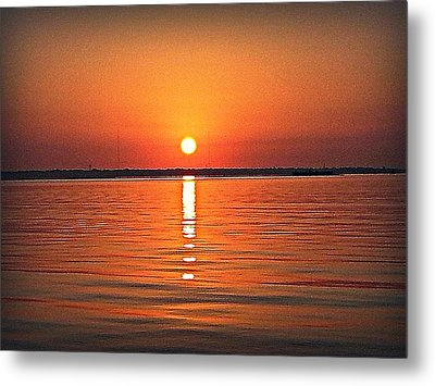 Metal Print featuring the photograph Known Serenity by Joetta Beauford