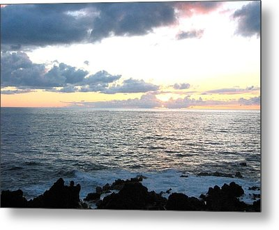 Kona  North Metal Print