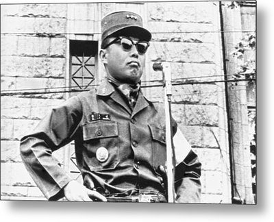 Korean Military Junta Ruler Metal Print