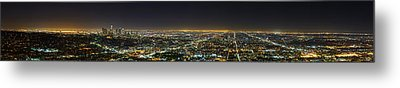 La At Night Metal Print