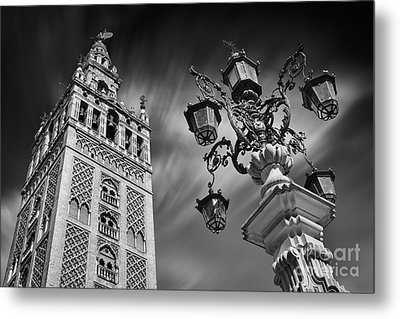 La Giralda Metal Print by Rod McLean