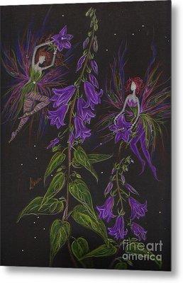 Ladybells Metal Print by Dawn Fairies
