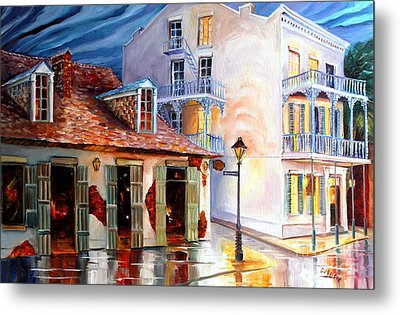 Lafitte's Guest House On Bourbon Metal Print