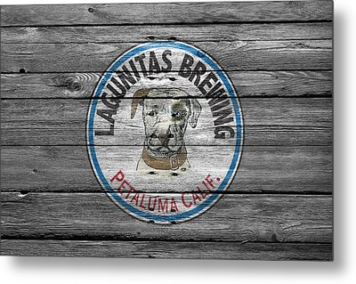 Lagunitas Brewing Metal Print by Joe Hamilton