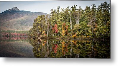Lake Chocorua Reflection Metal Print