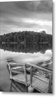 Lake Frederick  Metal Print by Kathleen Holley