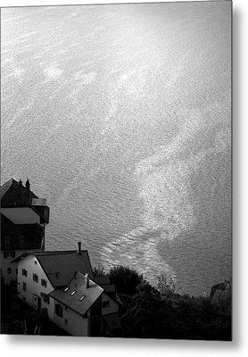 Currents  Metal Print by Colleen Williams
