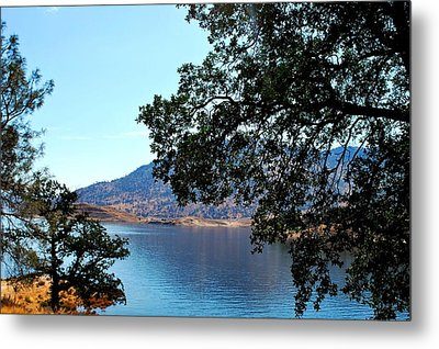 Lake Isabella Metal Print by Matt Harang