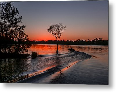 Metal Print featuring the photograph Lake Moultrie by RC Pics