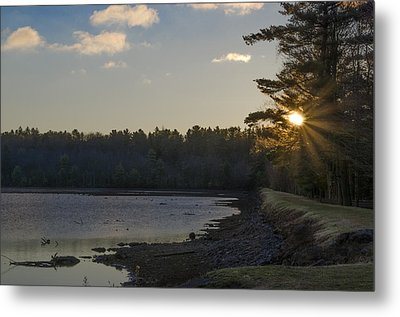 Lake Naomi Metal Print by Bill Cannon