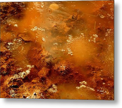 Metal Print featuring the photograph Lake Of A Thousand Faces by Deborah Moen