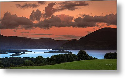 Lake Of The Learned Metal Print by Tim Bryan