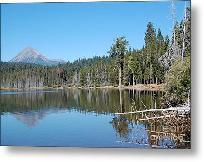 Metal Print featuring the photograph Lake Of The Woods 4 by Debra Thompson