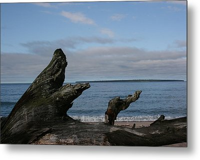 Lake Superior Metal Print by Paula Brown