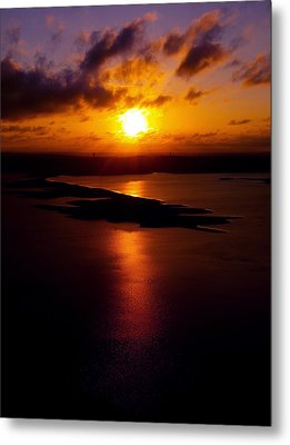 Lake Travis 101112 2 Metal Print by James Granberry