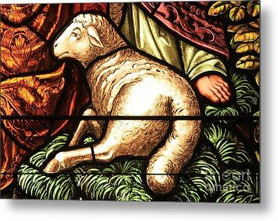 Lamb Of God Metal Print by Adam Jewell