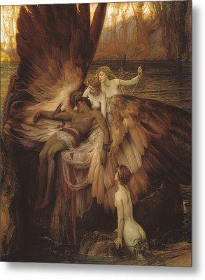 Lament Of Icarus Metal Print
