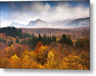 Land Of Illusion Metal Print by Evgeni Dinev