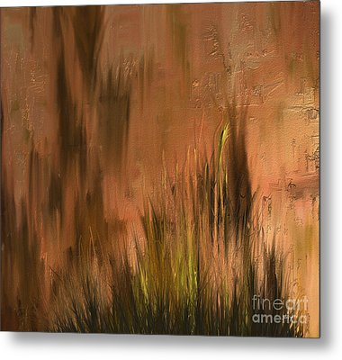 Landscape No. 225 Metal Print by Shesh Tantry