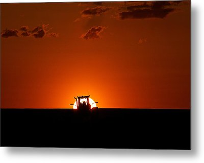 Metal Print featuring the photograph Landscape Photography Pendleton Oregon by Michael Rogers