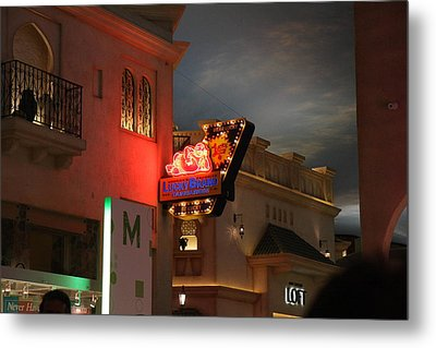 Las Vegas - Planet Hollywood Casino - 12127 Metal Print by DC Photographer