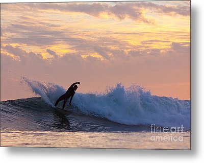 Metal Print featuring the photograph Last Blast by Paul Topp