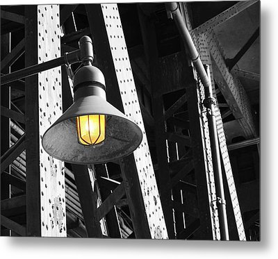 Metal Print featuring the photograph Last Hope by Patricia Babbitt