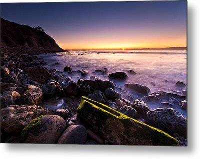 Metal Print featuring the photograph Last Ray by Mihai Andritoiu