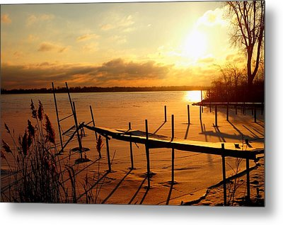 Last Winter ? Metal Print