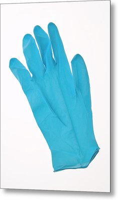 Latex Glove Metal Print by Natural History Museum, London