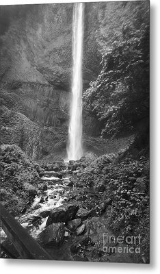 Latourelle Falls 10 Metal Print by Rich Collins
