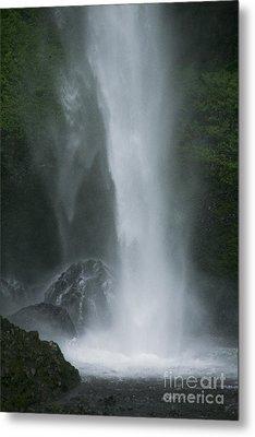 Latourelle Falls 5 Metal Print by Rich Collins