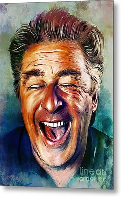Laughter Is The Best Medicine Metal Print