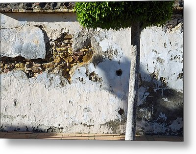 Layers Of History Metal Print