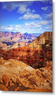 Layers Of The Canyon Metal Print by Tara Turner