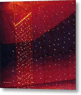 Le Cirque Du Diable Metal Print by RC deWinter