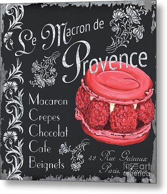 Le Macron De Provence Metal Print by Debbie DeWitt