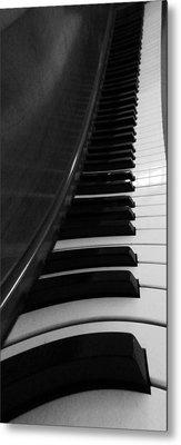 Le Piano Saisit Metal Print