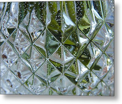 Learning To See Beyond The Obvious Metal Print by Rhonda McDougall