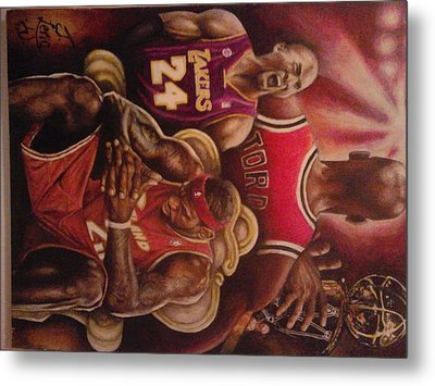 Legacy..to Be King Metal Print by Jamion Williams