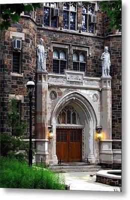 Lehigh University Bethlehem Packard Laboratory Metal Print