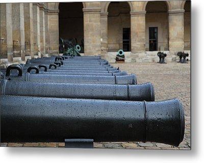 Les Invalides - Paris France - 011312 Metal Print by DC Photographer