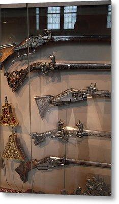 Les Invalides - Paris France - 011319 Metal Print by DC Photographer