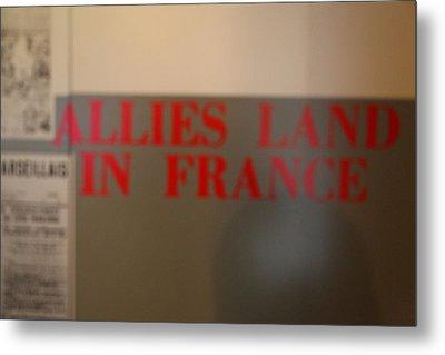 Les Invalides - Paris France - 011350 Metal Print by DC Photographer