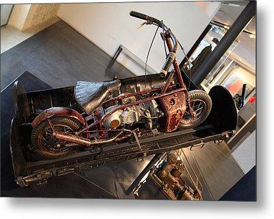 Les Invalides - Paris France - 011355 Metal Print by DC Photographer