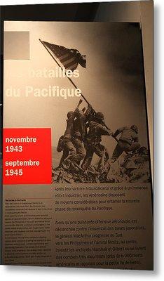 Les Invalides - Paris France - 011358 Metal Print by DC Photographer
