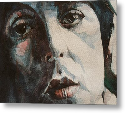 Let Me Roll It Metal Print by Paul Lovering