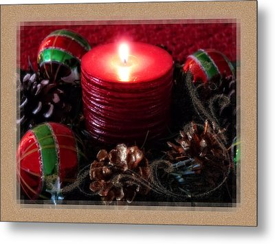 Let Your Light Shine Metal Print by Lucinda Walter