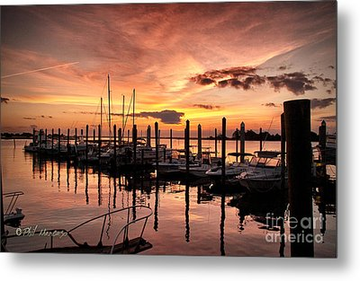 Metal Print featuring the photograph Let Your Light Shine by Phil Mancuso