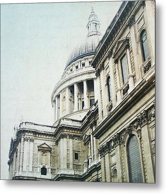 Letters From London Metal Print
